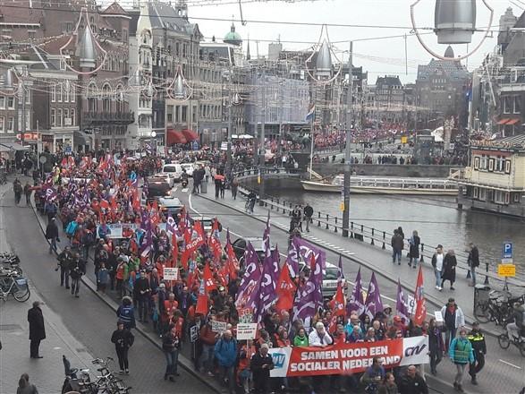 Samen voor een socialer Nederland